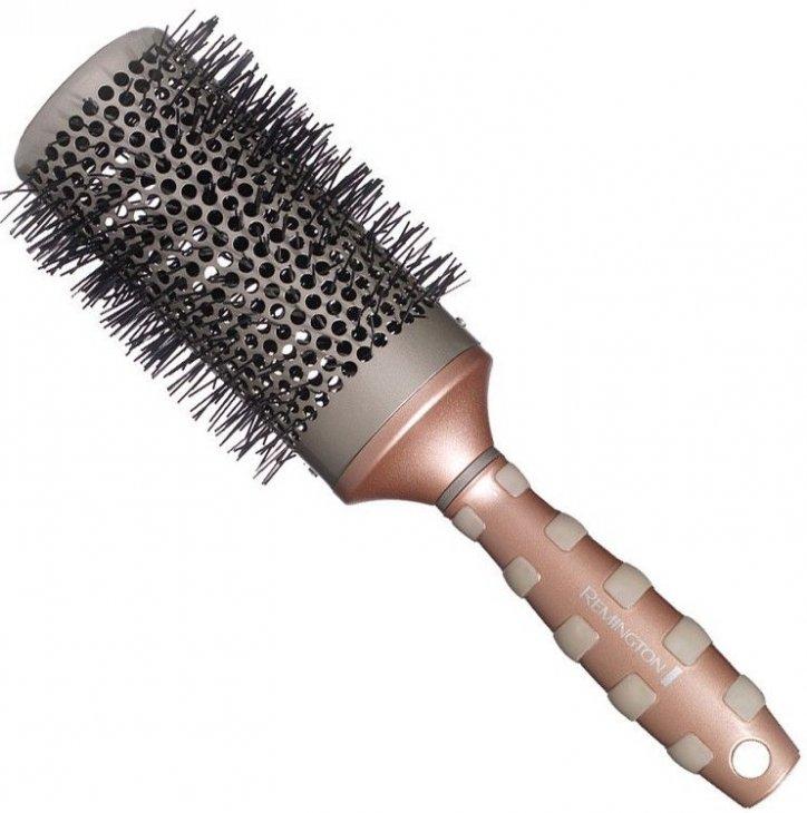 Щетка для волос Remington B 95 T 53Фены и щипцы<br><br><br>Тип: Расчёска<br>Керамическое покрытие насадок: Есть