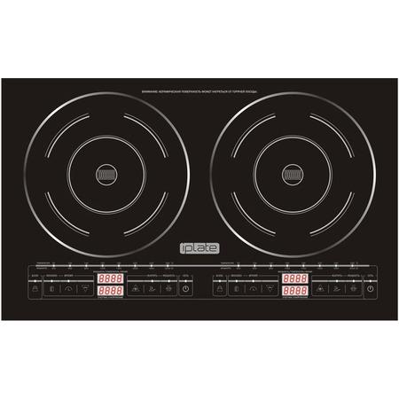 Кухонная плита Iplate YZ-C11Кухонные плиты<br>Комбинированная плита Iplate представляет собой новое устройство разработанное нашей компанией. Нам удалось соединить в одном устройстве два революционных способа нагрева. Вы по достоинству сможете оценить скорость и безопасность индукционного нагрева который достигает КПД 92% за короткий промежуток времени, а так же универсальность и преимущества галогенной конфорки, не требующей использования специальной посуды.<br><br>Тип варочной панели: электрическая<br>Тип духовки: нет<br>Ширина, см: 65<br>Рабочая поверхность : стеклокерамика<br>Число электрических конфорок: 1<br>Число индукционных конфорок: 1<br>Гриль: нет<br>Высота, см: 8.5<br>Глубина, см: 370