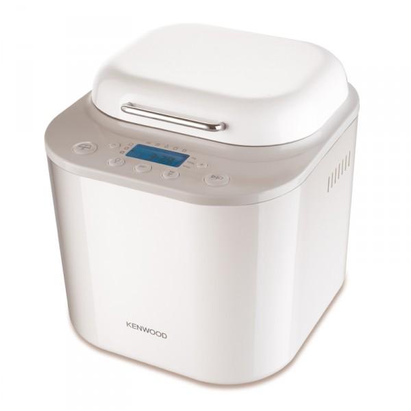 Хлебопечка Kenwood BM260Хлебопечки<br><br><br>Тип: Хлебопечь<br>Максимальный вес выпечки, г: 1000<br>Мощность, Вт: 455<br>Регулировка веса выпечки: Есть<br>Выбор цвета корочки: Есть<br>Таймер: Есть<br>Поддержание температуры: Есть