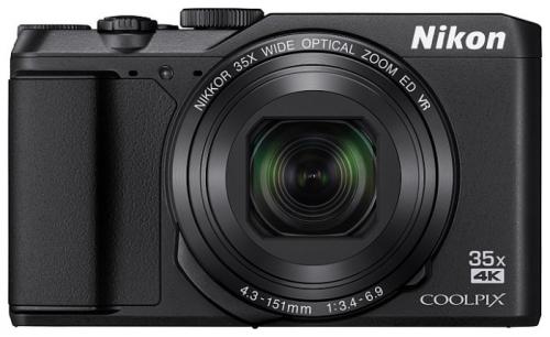Цифровой фотоаппарат Nikon Coolpix A900 BlackЦифровые фотоаппараты<br><br><br>Стабилизатор изображения: Оптический<br>Цвет: Чёрный<br>Кроп фактор: 5.62<br>Тип матрицы: BSI CMOS<br>Размер матрицы: 1/2.3<br>Чувствительность: 80 - 3200 ISO, Auto ISO