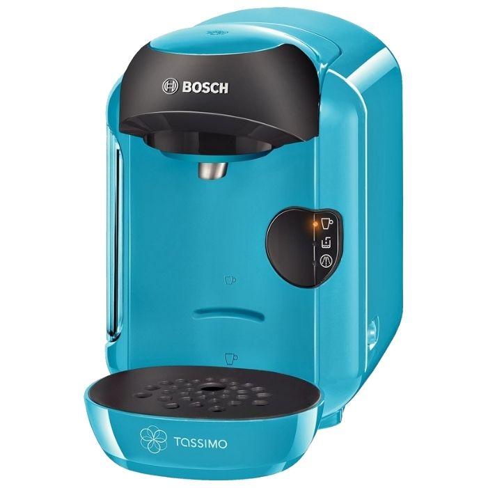 Кофемашина Bosch TAS 1255Кофеварки и кофемашины<br><br><br>Тип используемого кофе: Капсулы<br>Мощность, Вт: 1300<br>Объем, л: 0.7<br>Материал корпуса  : Пластик<br>Одновременное приготовление двух чашек  : Нет<br>Съемный лоток для сбора капель  : Есть