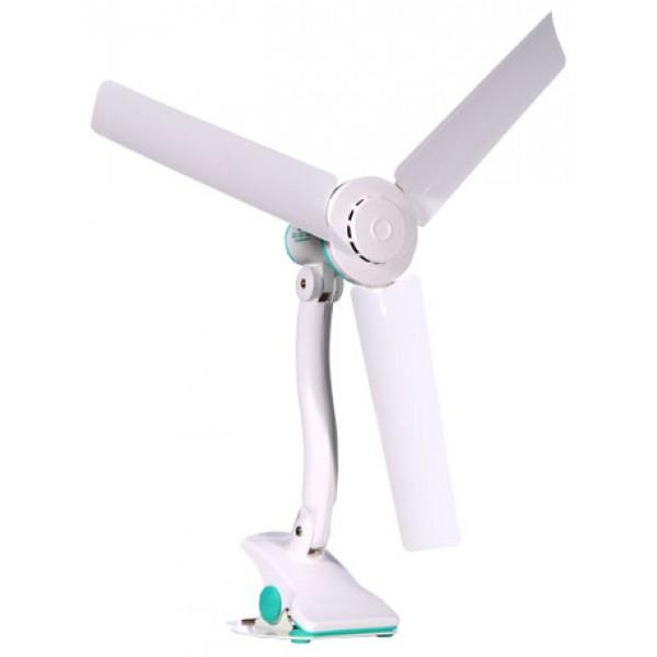Вентилятор VES VD 601Вентиляторы<br><br><br>Тип: настольный<br>Рабочий механизм: осевой<br>Мощность, Вт: 10<br>Диаметр лопастей, см: 50<br>Управление : механическое