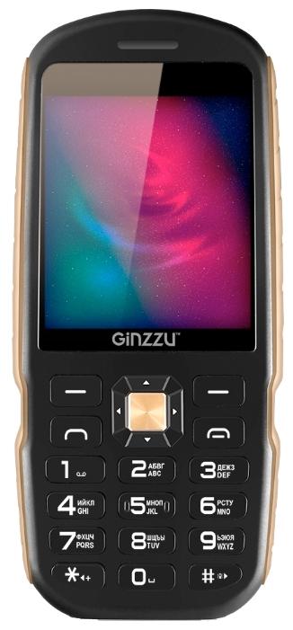 Мобильный телефон Ginzzu R1D BlackМобильные телефоны<br><br><br>Тип: Мобильный телефон<br>Стандарт: GSM 900/1800/1900<br>Тип трубки: классический<br>Фотокамера: 1.30 млн пикс.<br>Форматы проигрывателя: MP3