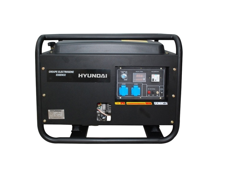 Электрогенератор Hyundai HY7000SE
