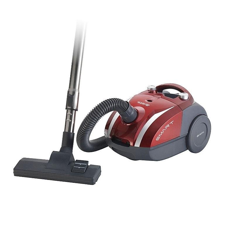 Пылесос Ariete 2784/12 SmartПылесосы<br>Пылесос Ariete 2784/12 Smart заставит вашу квартиру сиять чистотой. Он имеет бумажный мешок, систему прессования пыли. Эффективная работа, простота эксплуатации делают этот пылесос отличной альтернативой уборке с веником и тряпкой. Важная особенность – ножной переключатель. Не нужно каждый раз наклоняться, чтобы включить или выключить пылесос. Весит прибор 4,2 кг, вы сможете взять его с собой на дачу, чтобы убирать там. Регулятор мощности на корпусе – еще одна важная особенность. Не любите убирать? С этим пылесосом вы посмотрите на уборку по-другому.<br>...<br><br>Тип: Пылесос<br>Потребляемая мощность, Вт: 2000<br>Тип уборки: Сухая<br>Регулятор мощности на корпусе: Есть<br>Длина сетевого шнура, м: 79 дБ<br>Пылесборник: Мешок<br>Емкостью пылесборника : 2 л<br>Индикатор заполнения пылесборника: Есть