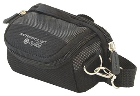 Чехол Acropolis ЦС-2Сумки, рюкзаки и чехлы<br><br><br>Тип: чехол<br>Описание : материал текстиль<br>Защита от воды: есть<br>Внешний карман: есть