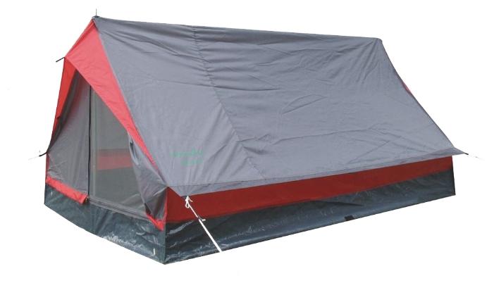 Палатка Green Glade Minidome (Minipack)Палатки<br><br><br>Тип: палатка<br>Назначение: трекинговая<br>Материал: полиэстер (180T 60D PU) /полиэтилен<br>Количество мест: 2