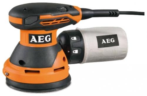 Эксцентриковая шлифмашина AEG 416100 EX 125 ES