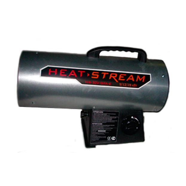 Тепловая пушка газовая HEAT STREAM HS 50V-GFA-EU