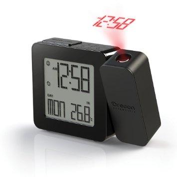 Часы Oregon Scientific RM338P BlackРадиобудильники, приёмники и часы<br><br><br>Тип: Часы<br>Тип тюнера: Цифровой<br>Часы: Есть<br>Встроенный будильник  : Есть