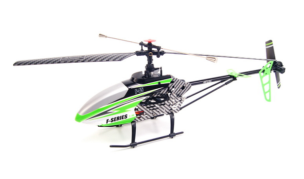 Радиоуправляемый вертолет MJX F45 Shuttle 2.4Ghz