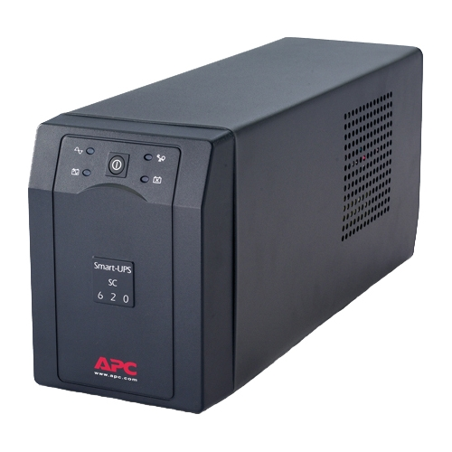 Источник питания APC by Schneider Electric Smart-UPS SC 620VA 230V (SC620I)