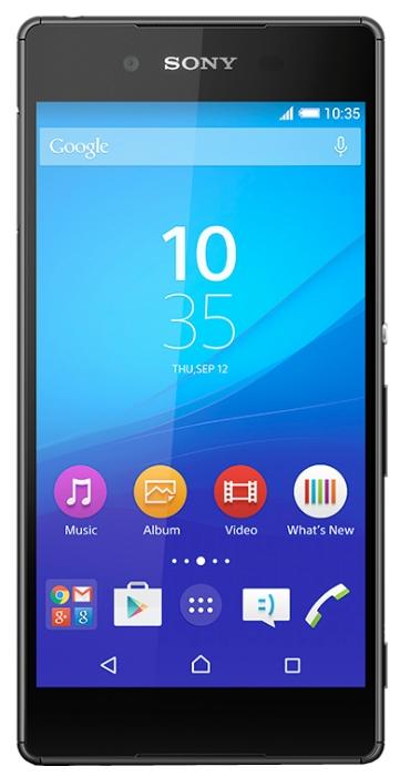 Мобильный телефон Sony Xperia Z3+ Dual E6533 BlackМобильные телефоны<br><br>