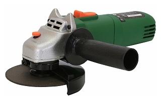 Угловая шлифмашина Калибр МШУ-115/755Шлифовальные и заточные машины<br>Угловая шлифмашина Калибр МШУ 115/755 служит для шлифования, резки и сухой зачистки металлических поверхностей. Рабочий диск защищен кожухом, который обеспечивает безопасность в процессе работы. Модель имеет металлический редуктор, благодаря чему рассчитана на более длительную эксплуатацию. Боковая рукоятка обеспечивает лучший контроль над инструментом.<br>