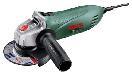 Угловая шлифмашина Bosch PWS 750-125 [06033A2422]Шлифовальные и заточные машины<br><br>