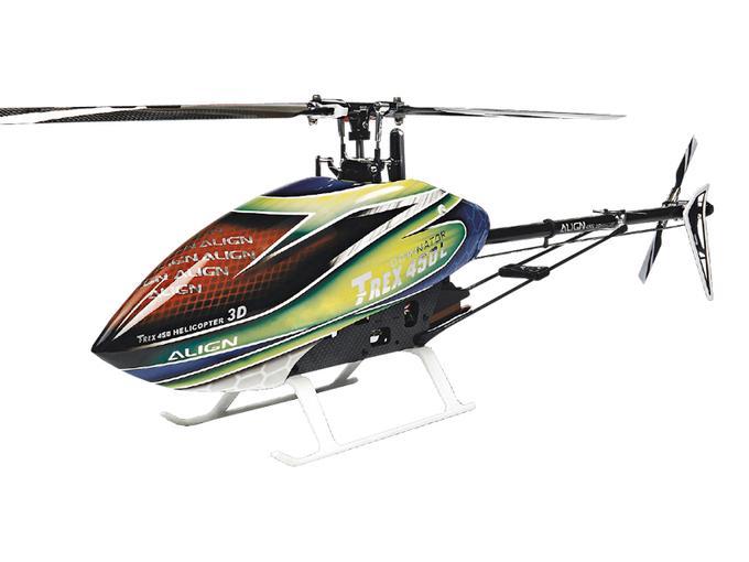 Радиоуправляемый вертолет Align T-Rex 450L Dominator 6S Super Combo (MicroBeast Plus)
