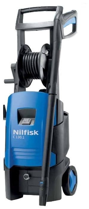 Мойка высокого давления Nilfisk C 130.1-6 X-TRAМойки высокого давления<br><br><br>Давление, Бар: 130<br>Производительность, л/час: 440<br>Материал корпуса насоса: алюминий<br>Потребляемая мощность: 1.7 кВт·ч<br>Напряжение сети: 220/230 В<br>Насадки: стандартная<br>Шланг ВД: способ хранения: держатель, длина 6 м