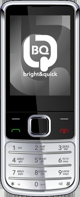 Мобильный телефон BQ BQM-2267 Nokianvirta SilverМобильные телефоны<br><br>