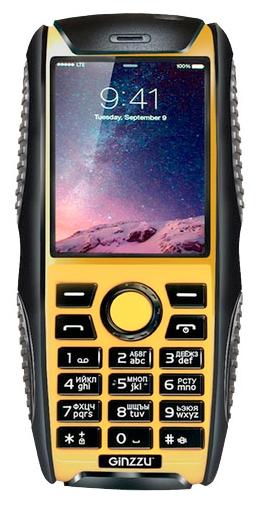 Мобильный телефон Ginzzu R41DМобильные телефоны<br><br>