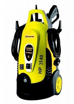 Мойка высокого давления Champion HP6140Мойки высокого давления<br><br><br>Давление, Бар: 120<br>Производительность, л/час: 360<br>Потребляемая мощность: 1.4 кВт·ч<br>Насадки: стандартная<br>Шланг ВД: способ хранения: держатель, длина 5 м