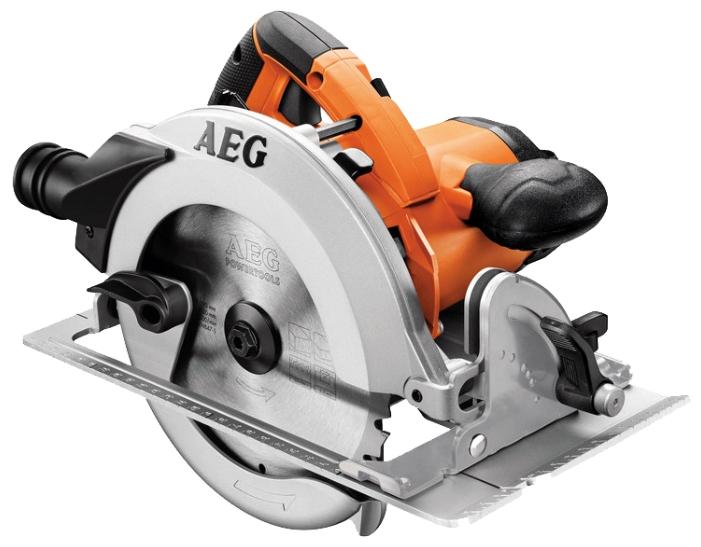 Дисковая пила AEG 446675 KS 66-2Пилы<br>Дисковая пила AEG KS 66-2 446675 поставляется с пильным диском диаметром 190 мм. Основная и дополнительная рукоятки имеют покрытие с микротекстурой, что обеспечивает комфортную работу пользователя. С помощью специального барашкового вентиля можно регулировать угол наклона пилы. Возможно пиление под углом 56 градусов. Предусмотрена система удаления опилок для сохранения чистоты рабочего места &amp;#40;патрубок под пылесос&amp;#41;.<br><br>Тип: дисковая<br>Конструкция: ручная<br>Мощность, Вт: 1600<br>Функции и возможности: подключение пылесоса<br>Дополнительно: длина сетевого кабеля 4 м