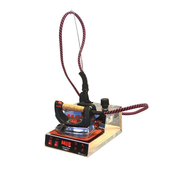 Парогенератор MIE Stiro Pro-300 InoxУтюги и гладильные системы<br><br><br>Тип : Парогенератор<br>Мощность, Вт: 1300<br>Производительность пара: до 200г/мин<br>Объём резервуара для воды, мл: 1500