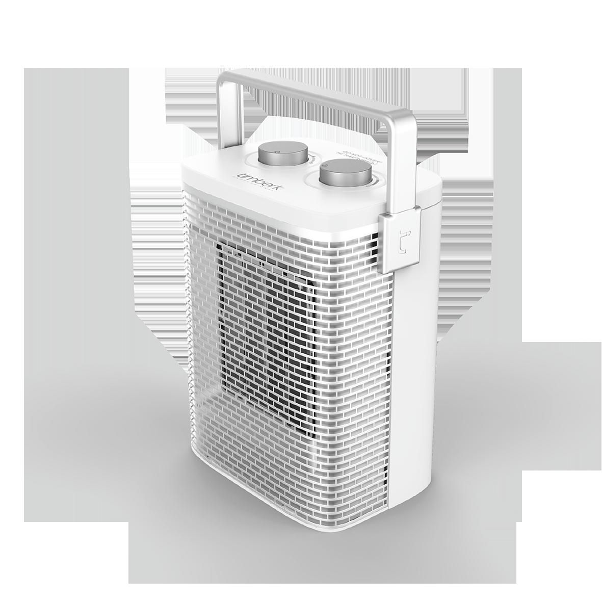 Тепловентилятор Timberk TFH T15PDS.XОбогреватели<br><br><br>Тип: термовентилятор<br>Тип нагревательного элемента: керамический нагреватель<br>Площадь обогрева, кв.м: 15<br>Вентиляция без нагрева: есть<br>Отключение при перегреве: есть<br>Вентилятор : есть<br>Управление: механическое<br>Напольная установка: есть<br>Ручка для перемещения: есть<br>Напряжение: 220/230 В