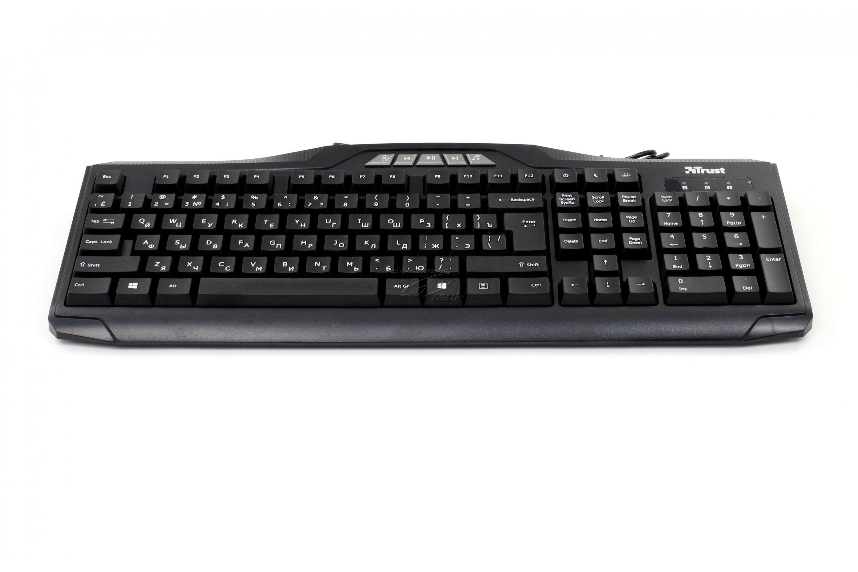Клавиатура Trust ClassicLine Multimedia Keyboard (21200)Клавиатуры<br><br>
