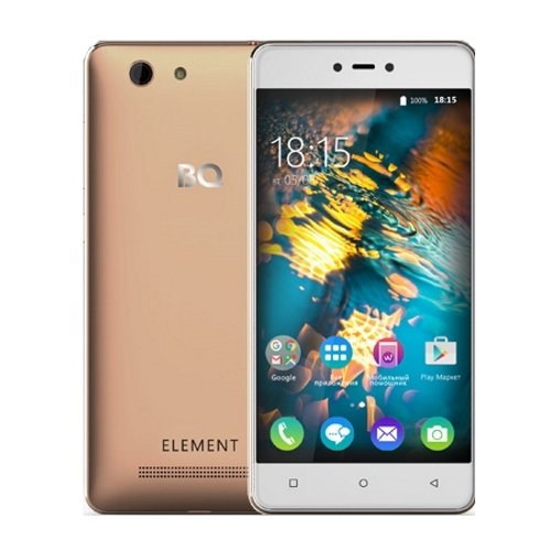 Мобильный телефон BQ BQ-5032 Element GoldМобильные телефоны<br><br>