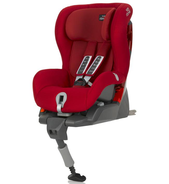 Детское автокресло Britax Romer Safefix Plus Flame RedДетские автокресла<br><br>