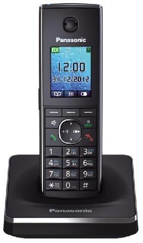 Радиотелефон Panasonic KX-TG8551RUBРадиотелефон Dect<br>Panasonic kx tg8551rub для общения с удовольствием.<br>Звоните друзьям, звоните родным, звоните коллегам! Звоните когда хотите и говорите столько, сколько хотите! Радиотелефон Panasonic kx tg8551rub настолько удобен, что разговаривать по нему в свое удовольствие можно буквально часами, потеряв счет времени! Интуитивно понятное меню, яркий цветной дисплей, простое управление, эргономичная форма, полный набор полезных функций и возможностей — абсолютно все продумано до мелочей. А все для чего? Конечно, для вашего комфорта.<br>Кстати, у этого радиотелефона, как вы видите,...<br><br>Тип: Радиотелефон<br>Количество трубок: 1<br>Рабочая частота: 1880-1900 МГц<br>Стандарт: DECT/GAP<br>Радиус действия в помещении / на открытой местност: 50/300<br>Возможность набора на базе: Нет<br>Проводная трубка на базе : Нет<br>Время работы трубки (режим разг. / режим ожид.): 12/250<br>Полифонические мелодии: 40<br>Дисплей: цветной TFT