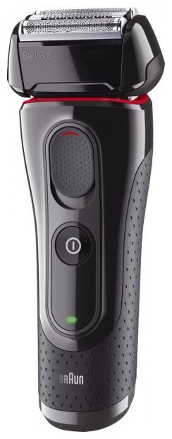 Электробритва Braun 5020s Series 5Электробритвы<br>Максимальная продуктивность. Комфортное бритье даже в проблемных зонах. Уникальное сочетание мощности и точности новой Серии 5 обеспечивает высочайшую производительность с максимальным комфортом для кожи. Новая бритвенная технология FlexMotionTec обеспечивает больший контакт с кожей в проблемных зонах для более чистого бритья при меньшем давлении на кожу. Увеличенная на 20% мощность мотора PowerDrive обеспечивает высокую скорость срезания даже густой щетины. Все бритвы Серии 5 производятся в Германии и сочетают в себе передовые технологии, изве...<br><br>Тип : Сеточная электробритва<br>Количество бритвенных головок: 2<br>Плавающие головки: Есть<br>Способ бритья: Сухое<br>Скорость мотора, об/мин: н/а<br>Триммер: Есть<br>Защитная крышка: Есть<br>Дорожная блокировка  : Есть<br>ЖК-дисплей: Нет<br>Быстрая зарядка  : Есть