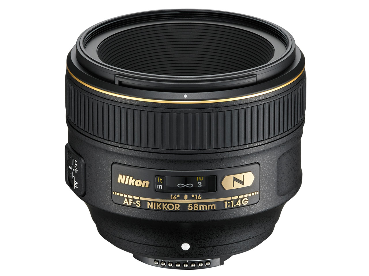 Объектив Nikon AF-S 58mm f/1.4G (JAA136DA)Объективы<br><br><br>Тип: Объектив<br>Фокусное расстояние: 58 мм<br>Диафрагма: F1.40<br>Минимальная диафрагма: F16<br>Крепление: Nikon F<br>Автоматическая фокусировка: есть<br>Число элементов / групп элементов: 9 / 6<br>Число лепестков диафрагмы: 9<br>Минимальное расстояние фокусировки: 0.58 м
