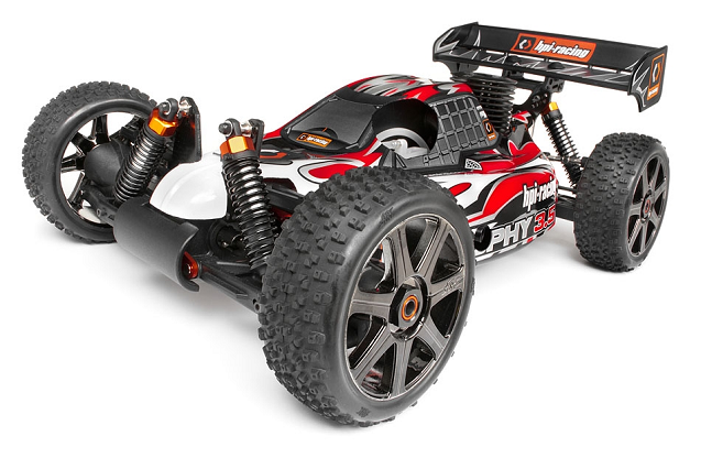 Багги HPI Trophy 3.5 Buggy 4WD