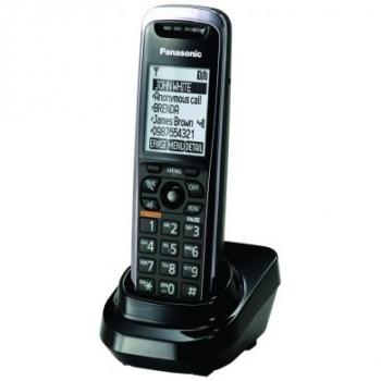 Дополнительная трубка Panasonic KX-TPA50B09SIP-телефоны<br>Panasonic kx tpa50b09: расширяем базу!<br>Вы считаете, что давно пора расширить и увеличить вашу офисную телефонную базу, подключив дополнительные трубки? В таком случае, вы на пути к успеху! Ведь всем известно, что качественная связь — один из важнейших компонентов успешного бизнеса. Именно поэтому мы и предлагаем вам остановить свое внимание на дополнительной трубке Panasonic kx tpa50b09.<br>Она поддерживает DECT и SIP, имеет возможности конференц-, а также громкой связи, легко подключается к базе и гарантирует чистый качественный звук. Приобрести такую дополнительную...<br><br>Тип: Дополнительная трубка<br>Поддержка DECT: есть<br>Поддержка SIP: есть<br>Конференц-связь: есть<br>Web-интерфейс: есть