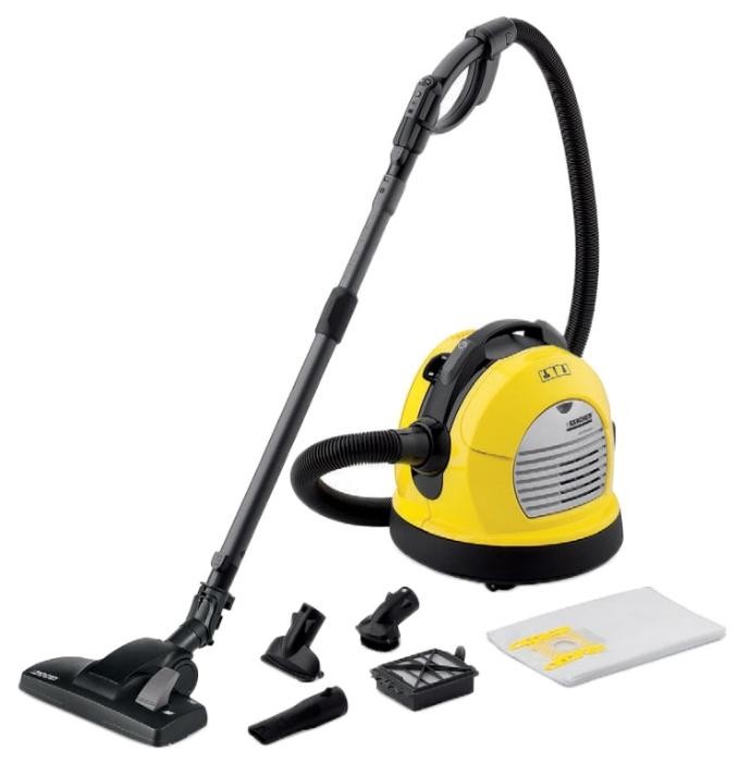 Пылесос Karcher VC 6 PremiumПылесосы<br><br><br>Тип: Пылесос<br>Потребляемая мощность, Вт: 600<br>Тип уборки: Сухая<br>Регулятор мощности на корпусе: Нет<br>Фильтр тонкой очистки: Есть<br>Пылесборник: Мешок<br>Емкостью пылесборника : 4 л<br>Индикатор заполнения пылесборника: Есть