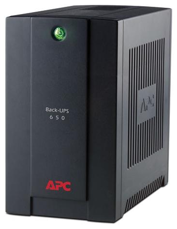 Источник питания APC by Schneider Electric Back-UPS 650VA AVR 230V CIS (BX650CI-RS)Источники бесперебойного питания<br><br>