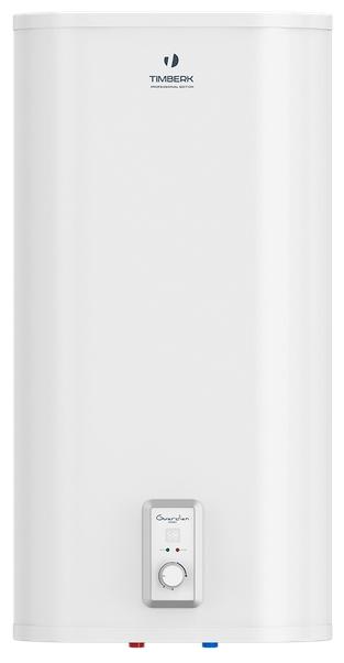 Водонагреватель Timberk SWH FSL3 100 VHВодонагреватели<br>- Внешний корпус водонагревателя сделан из высококачественного термостойкого пластика классического белого цвета.<br>- На эргономичной панели управления расположен LED-термометр, показывающий температуру воды в баке.<br>- Универсальный тип монтажа – можно установить водонагреватель как горизонтально, так и вертикально.<br>- Сухой нагревательный элемент мощностью 2000 Вт.<br>- Внутренний резервуар и все внутренние компоненты выполнены из нержавеющей стали SUS 304 &amp;#40;1,2 мм&amp;#41;, что обеспечивает высочайшую надежность и защиту от коррозии, особенно в агрессивной...<br><br>Тип водонагревателя: накопительный<br>Способ нагрева: электрический<br>Объем емкости для воды, л.: 100<br>Номинальная мощность(кВт): 2<br>Управление: механическое