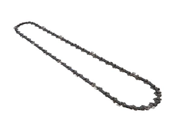 Цепь для пилы Skil 2610Z02350Аксессуары для садовой техники<br>Цепь SKIL 2610Z02350 является сменным элементом для цепной пилы SKIL 0780RA. Применяется для пиления стволов деревьев, веток и деревянных балок. Данная цепь обладает малыми вибрациями и достаточно низким уровнем шума. Для оптимальной работы и увеличения срока службы требуется постоянная смазка.<br><br>Тип товара: Товары для пил<br>Тип: Цепь<br>Описание: ширина паза 1.3 мм. Длина шины 35 см. Количество звеньев 52