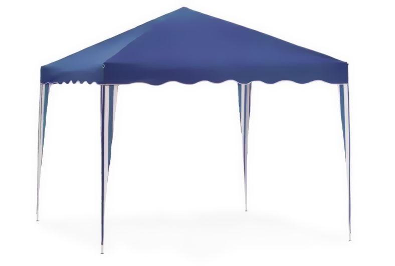 Садовый тент-шатер Green Glade 1022Садовые тенты и шатры<br>Тент шатер green glade 1022 изготавливаются из современных высококачественных материалов, дачный тент шатер 1022 защитит вас и от яркого летнего солнца. Современный садовый тент шатер green glade быстро и легко устанавливаются, имеют великолепный внешний вид.<br><br>Кемпинговый тент шатер оптимален для проведения мероприятий на открытом воздухе. Если вы решили провести пикник на свежем воздухе, вы сможете без труда установить шатер green glade 1022 на любой ровной площадке. Этот тент шатер можно брать с собой на отдых в лесу – в сложенном виде он не занимает много места...<br><br>Тип: Садовый тент-шатер<br>Покрытие: полиэстер 140 г<br>Каркас: металлическая трубка (19х19х25 мм)<br>Размеры упаковки: 115х13х17 см.