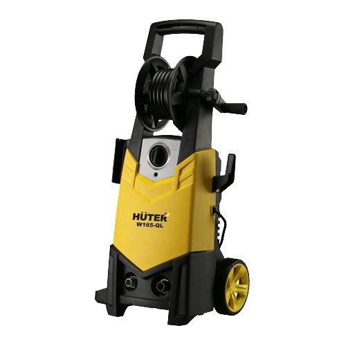 Мойка высокого давления Huter W165-QLМойки высокого давления<br>Мойка высокого давления Huter W165-QL предназначена для использования в быту - для мытья автомобилей и других транспортных средств, для очистки садового инвентаря, для приведения в порядок дорожек, садовых скульптур, мойки пластиковой мебели и пр. Аппарат предназначен для бытового использования и работает от обычной электросети с напряжением 220В. В мойка Huter имеется двойная изоляция токоведущих частей, благодаря чему не требуется дополнительного заземления.<br><br>Для работы мойки высокого давления Huter W165-QL необходима вода. Это может быть вода из организованного...<br><br>Давление, Бар: 165<br>Производительность, л/час: 375<br>Потребляемая мощность: 1.9 кВт<br>Напряжение сети: 220/230 В<br>Шланг ВД: способ хранения: катушка