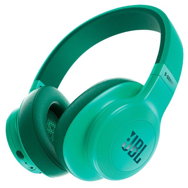 Наушники JBL E55BT TealНаушники и гарнитуры<br><br><br>Тип: наушники<br>Тип подключения: Беспроводные<br>Диапазон воспроизводимых частот, Гц: 20 - 20000<br>Сопротивление, Импеданс: 32 Ом<br>Микрофон: есть