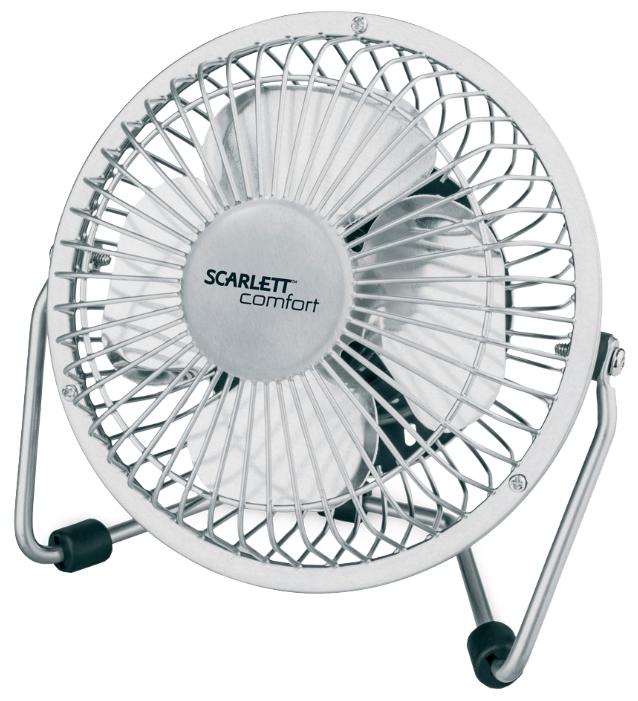 Вентилятор Scarlett SC-DF111S04 SilverВентиляторы<br><br><br>Тип: настольный<br>Рабочий механизм: осевой<br>Мощность, Вт: 2.5<br>Диаметр лопастей, см: 10