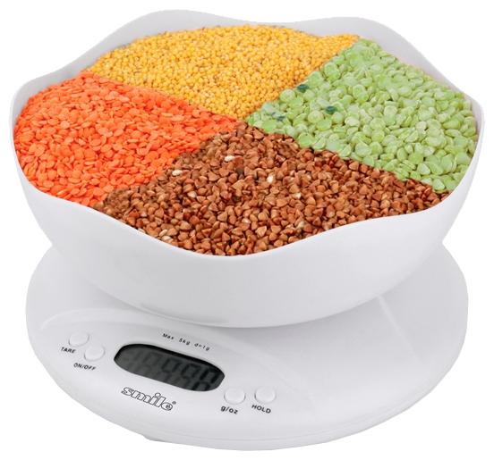 Кухонные весы SMILE KSE 3211
