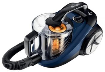 Пылесос Philips FC 8761/01Пылесосы<br><br><br>Тип: Пылесос без мешка для сбора пыли<br>Потребляемая мощность, Вт: 2000<br>Мощность всасывания, Вт: 360<br>Тип уборки: Сухая<br>Регулятор мощности на корпусе: Есть<br>Функция сбора жидкости: Нет<br>Длина сетевого шнура, м: 8<br>Фильтр тонкой очистки: Есть<br>Число ступеней фильтрации: 3<br>Пылесборник: Циклонный фильтр
