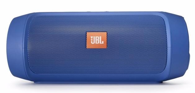 Акустическая система JBL Charge2+ BlueАкустические системы<br><br><br>Состав комплекта: портативное аудио<br>Количество полос: 1<br>Мощность, Вт: 15<br>Диапазон воспроизводимых частот: 75-20000<br>Интерфейсы: Bluetooth