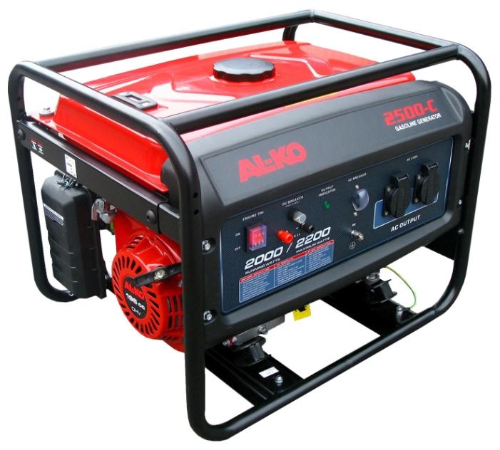 Электрогенератор AL-KO 2500-C