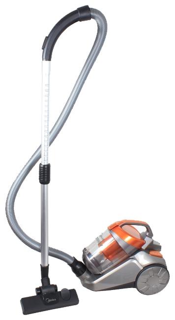 Пылесос Midea VCS43C2Пылесосы<br><br><br>Тип: Пылесос<br>Потребляемая мощность, Вт: 2200<br>Мощность всасывания, Вт: 400<br>Тип уборки: Сухая<br>Регулятор мощности на корпусе: Нет<br>Турбощётка в комплекте: Есть<br>Фильтр тонкой очистки: Есть<br>Число ступеней фильтрации: 12<br>Пылесборник: Циклонный фильтр<br>Емкостью пылесборника : 3 л