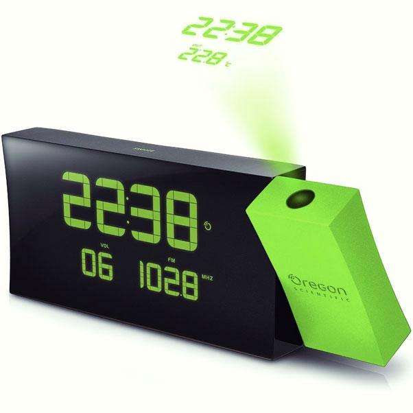 Проекционные часы Oregon Scientific RRM222P GreenРадиобудильники, приёмники и часы<br><br><br>Тип: Часы<br>Тип тюнера: Аналоговый<br>Часы: Есть<br>Встроенный будильник  : Есть