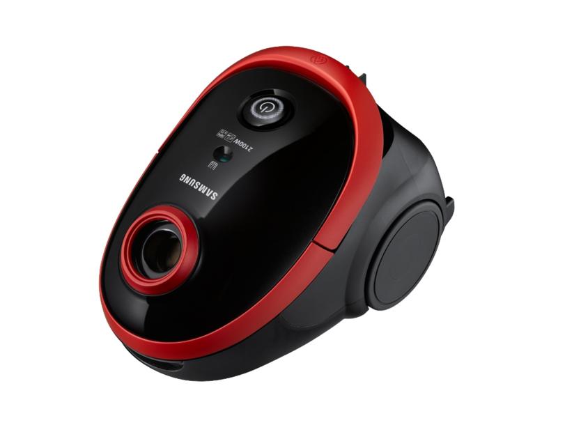 Пылесос Samsung SC5491Пылесосы<br><br><br>Тип: Пылесос<br>Потребляемая мощность, Вт: 2100<br>Мощность всасывания, Вт: 460<br>Тип уборки: Сухая<br>Регулятор мощности на корпусе: Есть<br>Длина сетевого шнура, м: 6<br>Фильтр тонкой очистки: Есть<br>Пылесборник: Мешок<br>Емкостью пылесборника : 2.40 л<br>Индикатор заполнения пылесборника: Есть